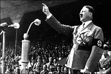 Le culte du chef Hitlerien